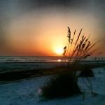 Sunset on Anna Maria Island, FL