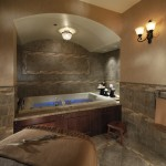 One of the treatment rooms at the Spa at The Brown Palace