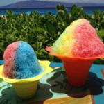 Sheraton Maui's adult shave ice