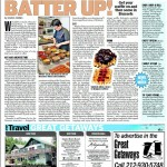 Batter Up! Get your waffle on and then some in Brussels  (New York Post, July 9, 2013)