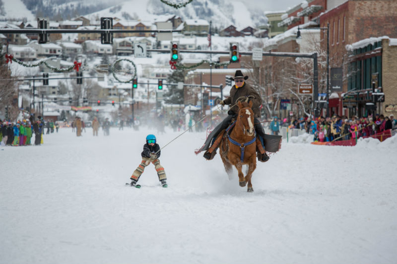 Steamboat Springs Winter Carnival. Photo courtesy of Steamboat Springs Resort Chamber Association.