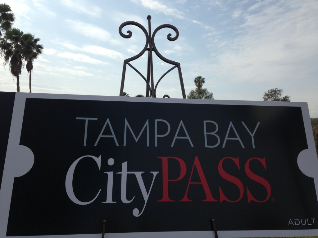 CityPass sign