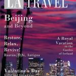 A Look at Antigua's Carlisle Bay (LA Travel Magazine, Winter 2014)