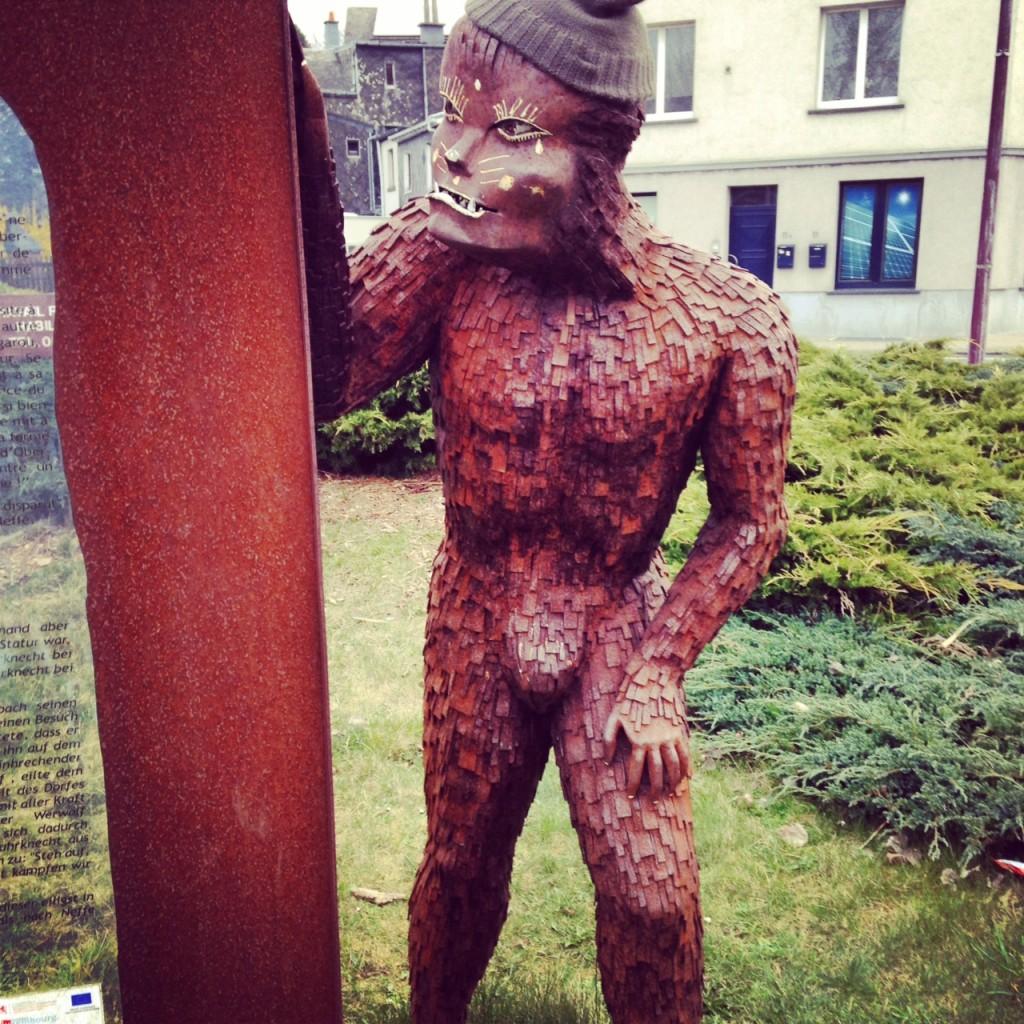 Werewolf of Bastogne