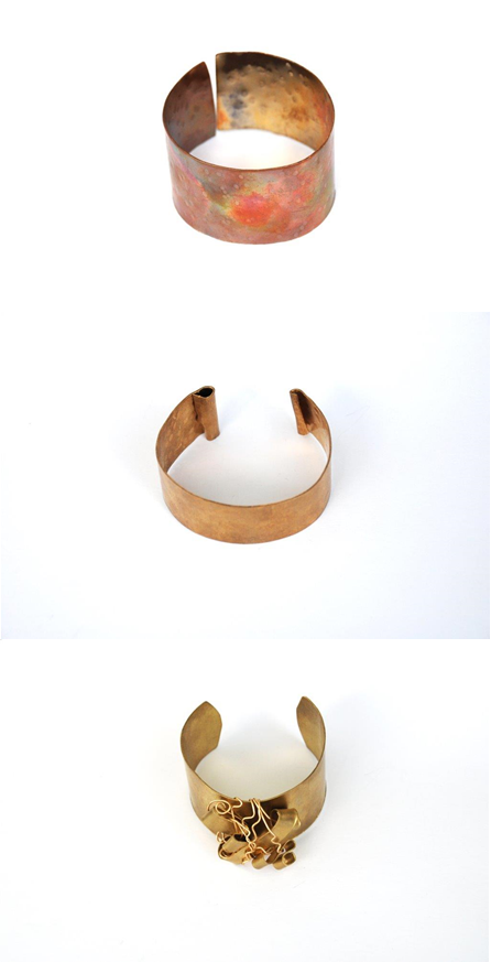 Time by Design cuffs.