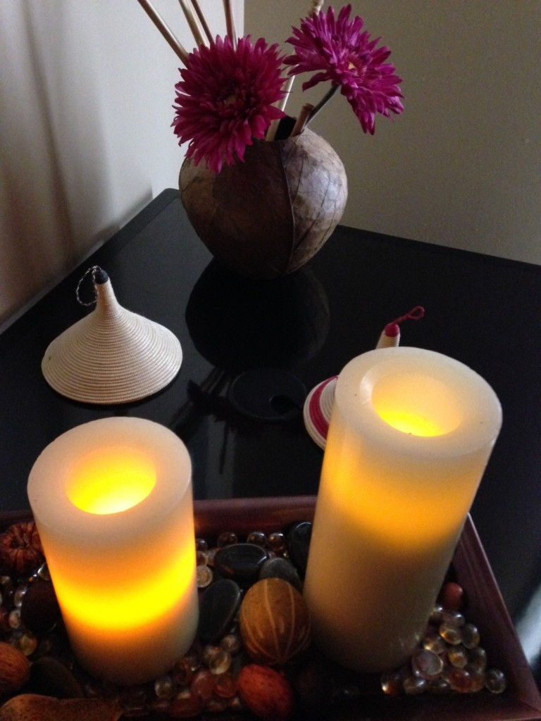 The little touches at Indaba - The Spa at Innisbrook make a big impact.