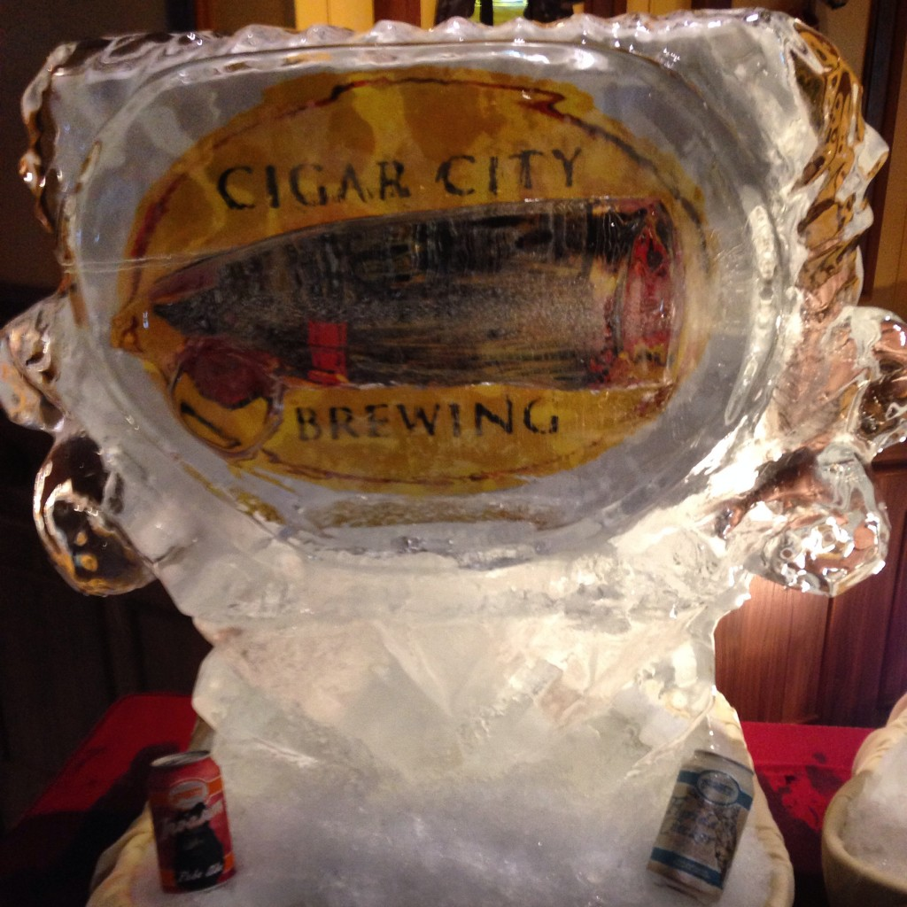 Cigar City's Florida Cracker and Invasion Pale Ale are now on ice aboard 15 Carnival Cruise ships.