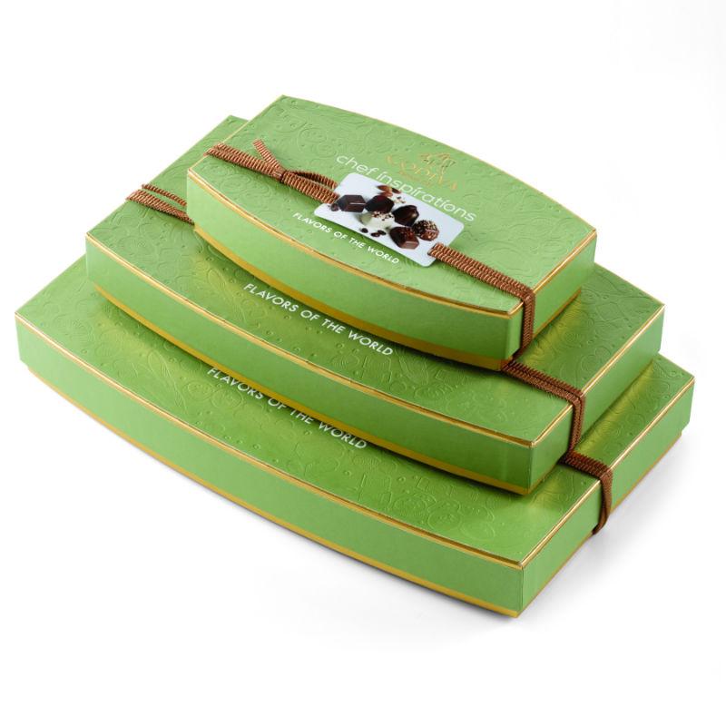 Godiva boxes