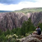 Black Canyon of the Gunnison National Park: 10 ways to see the park (USAToday.com, May 2016, photo credit kwiktor, Getty Images/iStockphoto)